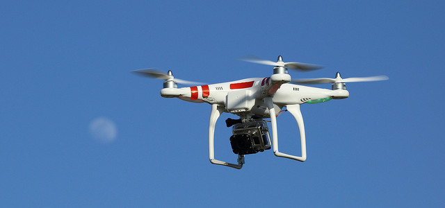 DHL testet Drohnen